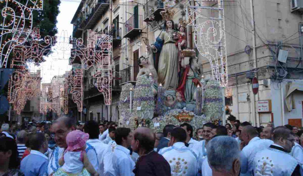 Madonna del Lume