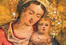 La Madonna di Pettorazza salvò la bimba dalle acque del fiume