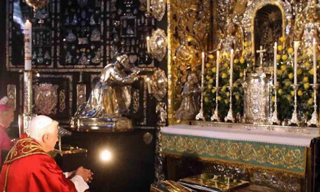 Madonna di Altötting - Benedetto XVI