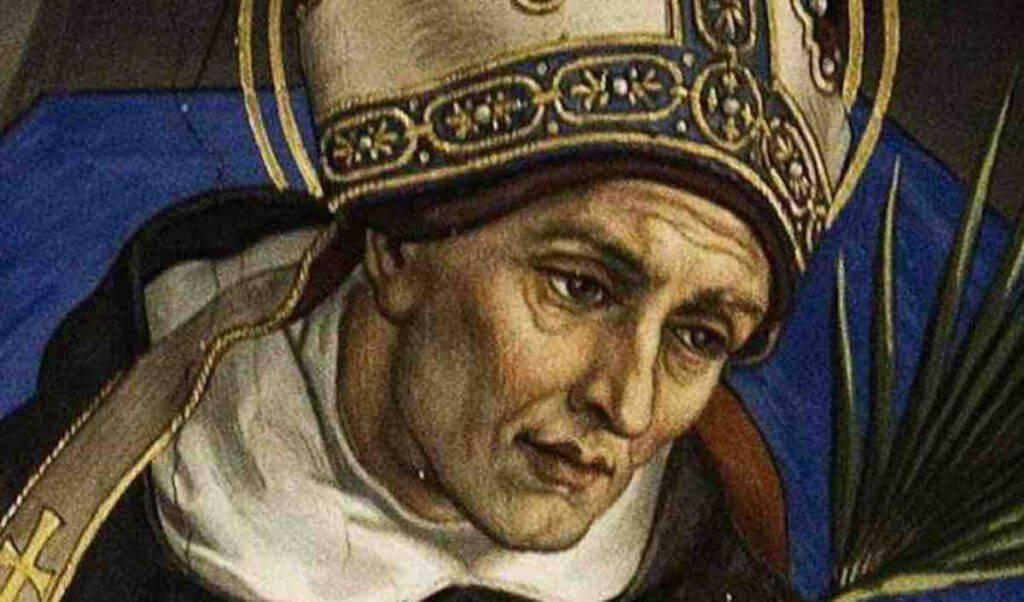 Sant'Alberto Magno Vescovo