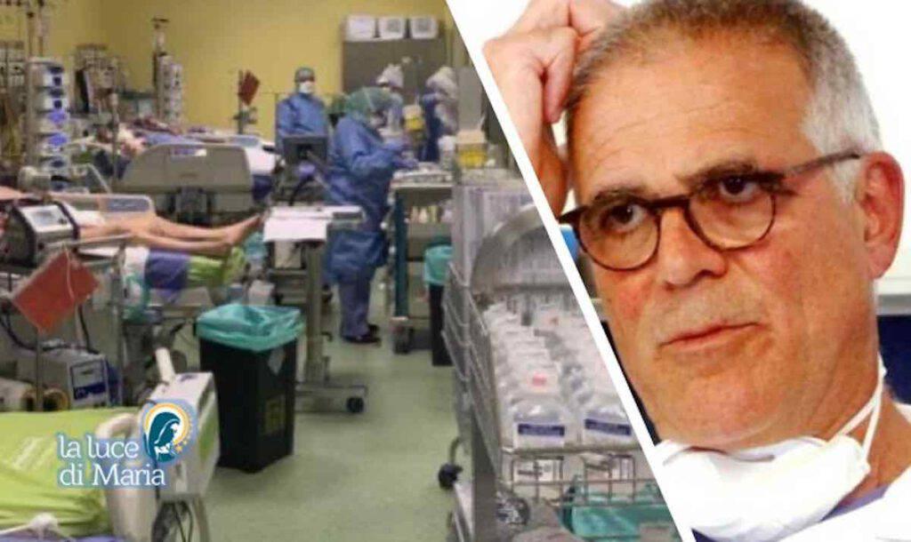 Zangillo - ospedali terrore mediatico