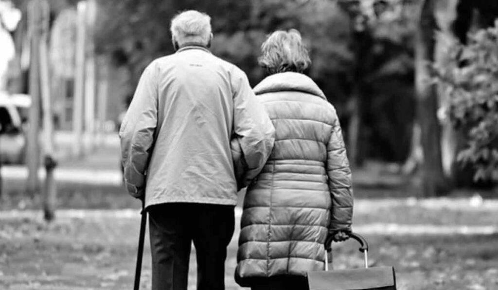 Sposi muoiono insieme dopo 60 anni di matrimonio