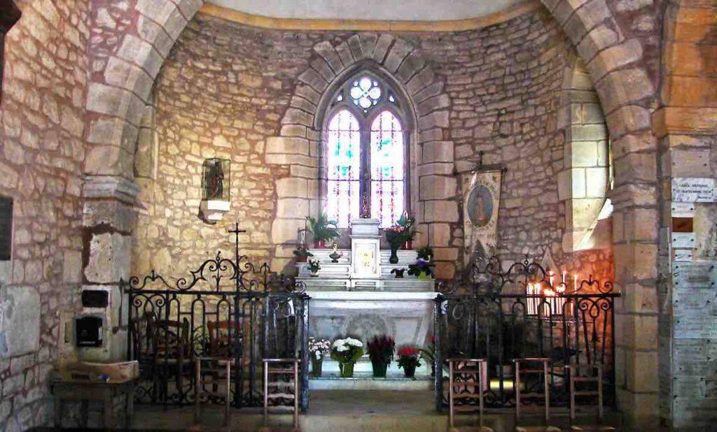 cappella della Madonna di Romay