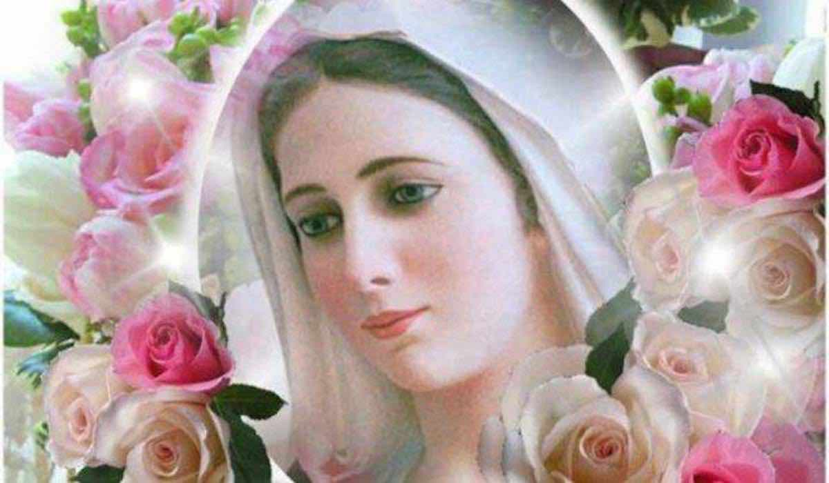 Un'Ave Maria è come una rosa regalata alla Madonna