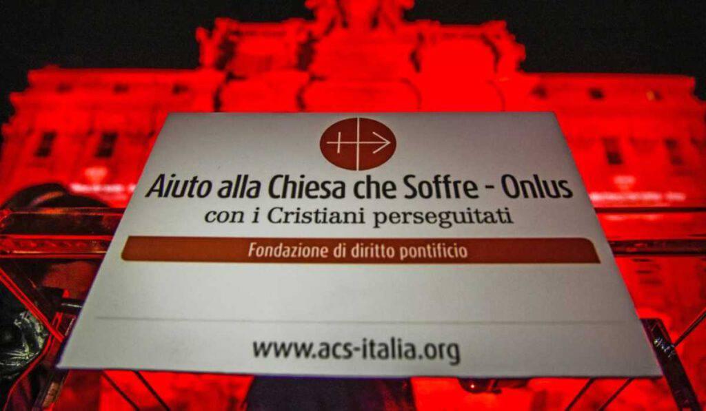 Aiuto alla Chiesa che soffre