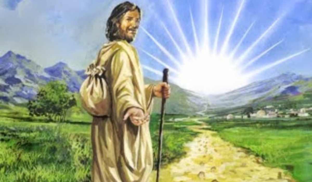 Gesù è il centro della vita
