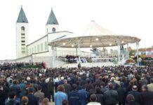 Funerale di padre Slavko Barbaric