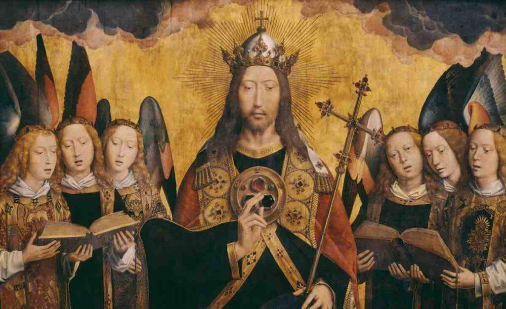 Preghiera di Consacrazione a Cristo Re, nostro Signore Gesù Cristo