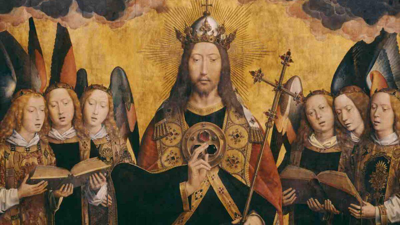 Atto di Consacrazione a Cristo Re per ottenere un dono grandissimo