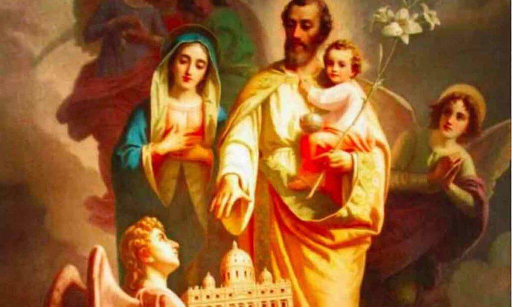 Preghiera al Patrono della Chiesa San Giuseppe in questo tempo di prova