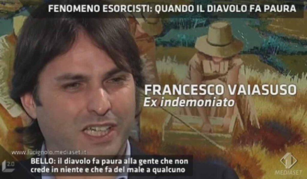 La storia da brividi di Francesco Vaiasuso