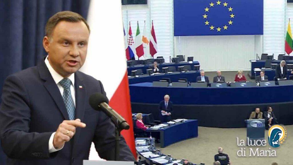 Aborto e LGBT - Europa attacca Polonia