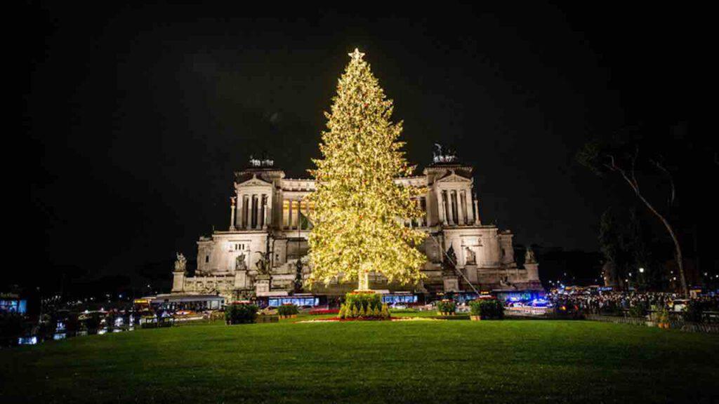 Albero di Natale Roma