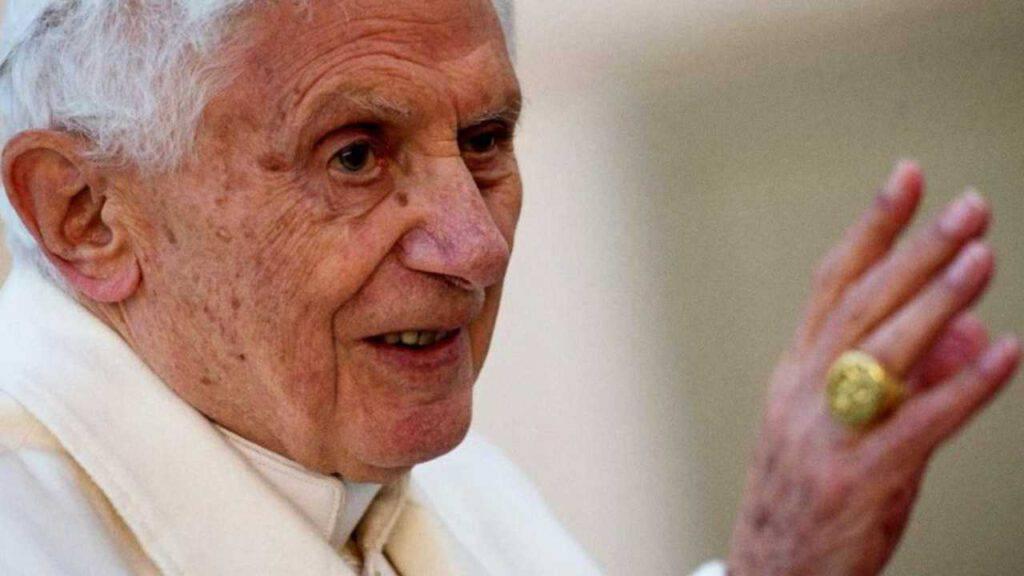 benedetto XVI ratzinger fede teologia