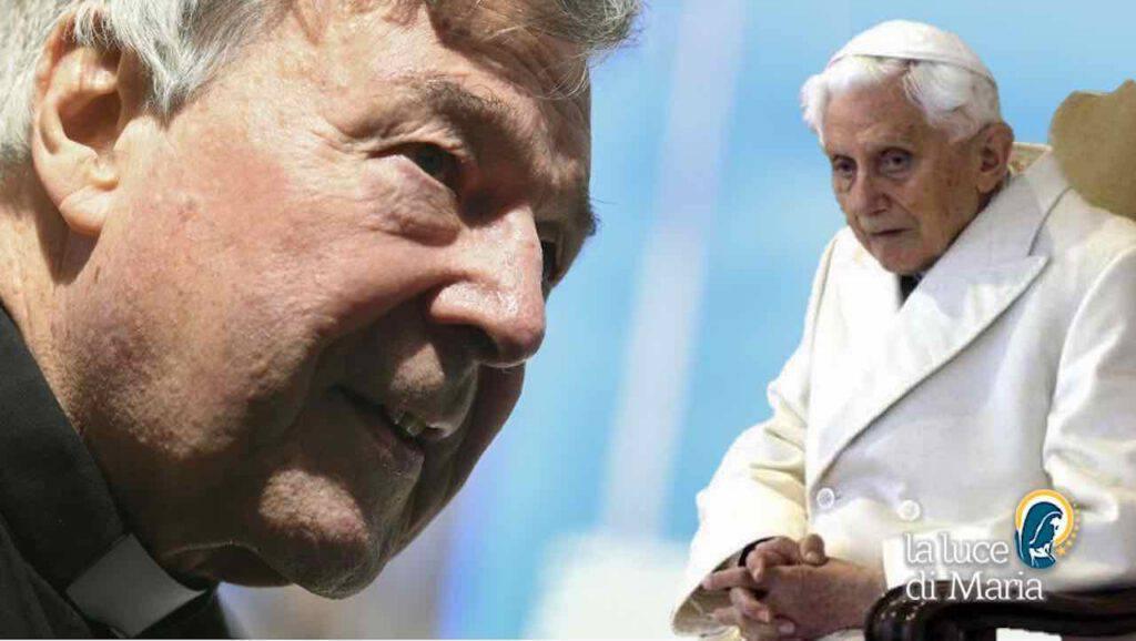 Card Pell - caso Papa emerito