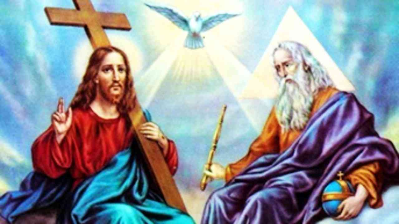 Gesù salvezza Dio Padre
