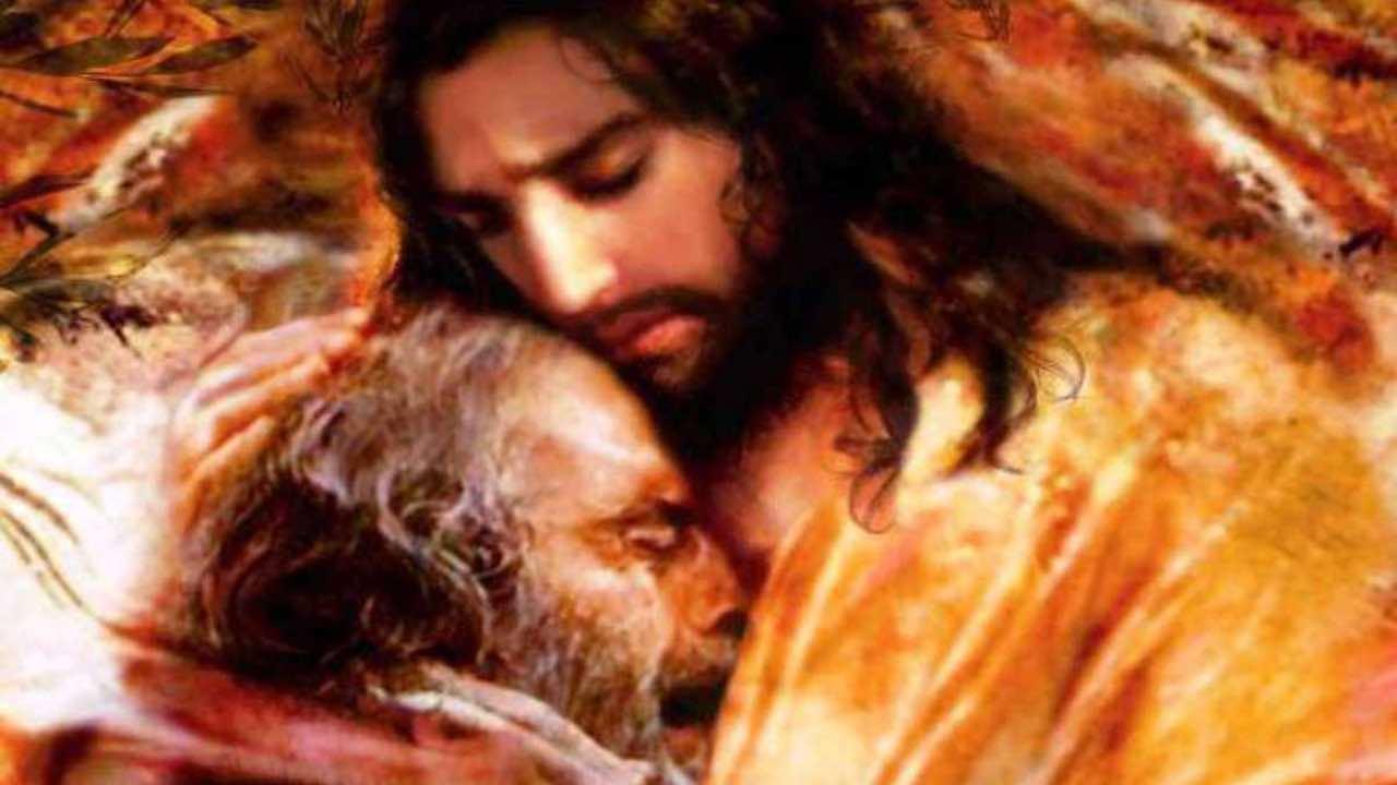 Gesù asciugherà ogni lacrima