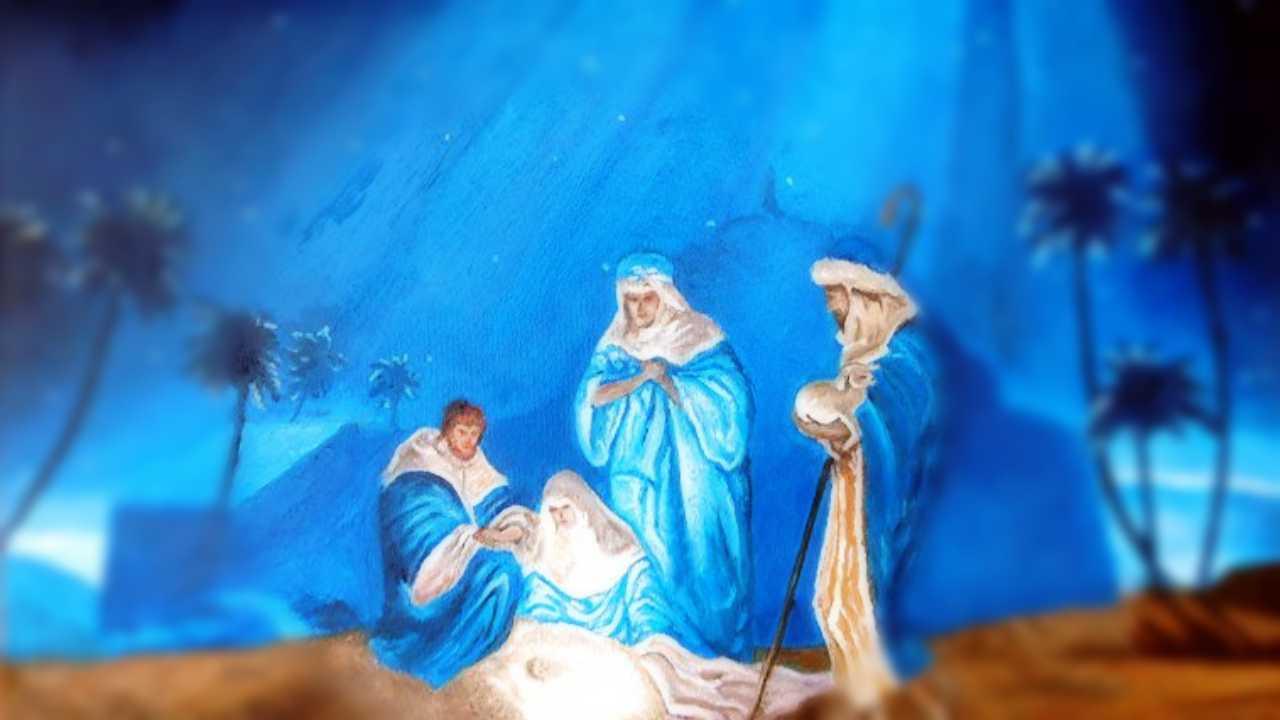 Gesù luce eterna
