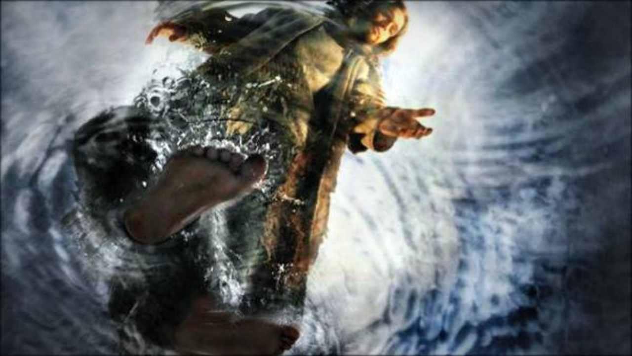 Gesù non lascia che nessuno si perde