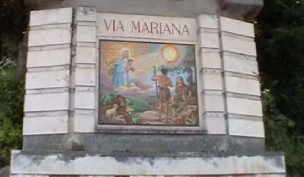 Madonna della Croce: ritrova il gregge del pastore