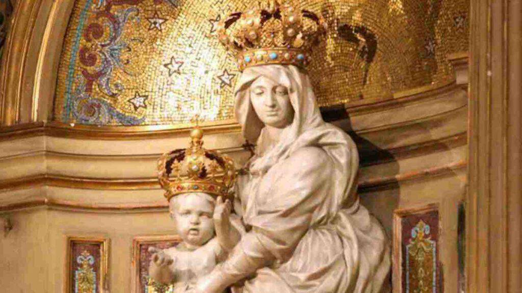 Madonna della Vittoria di Parigi: lo stupore e il miracolo