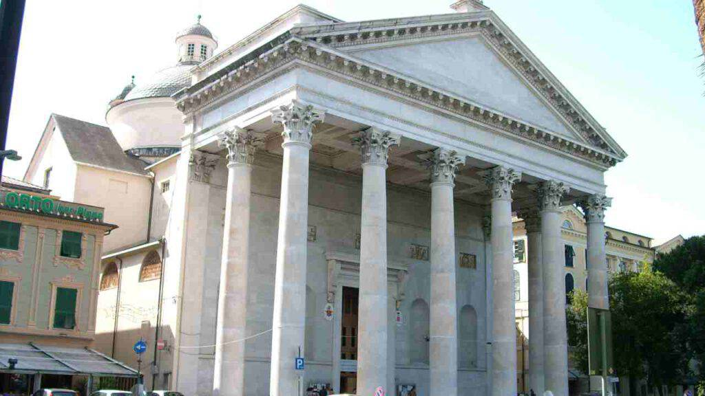 basilica madonna chiavari apparizione miracoli