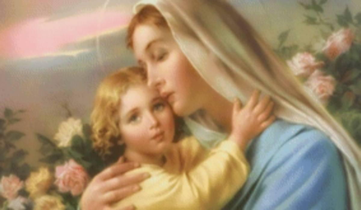 Maria gesù bambino ninnananna