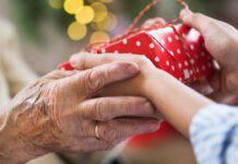 Natale nonni regalo