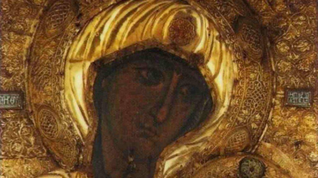 Portaitissa icona maria