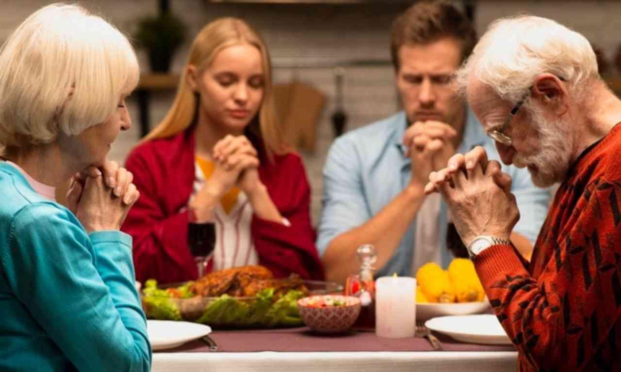 Preghiera Natale famiglia