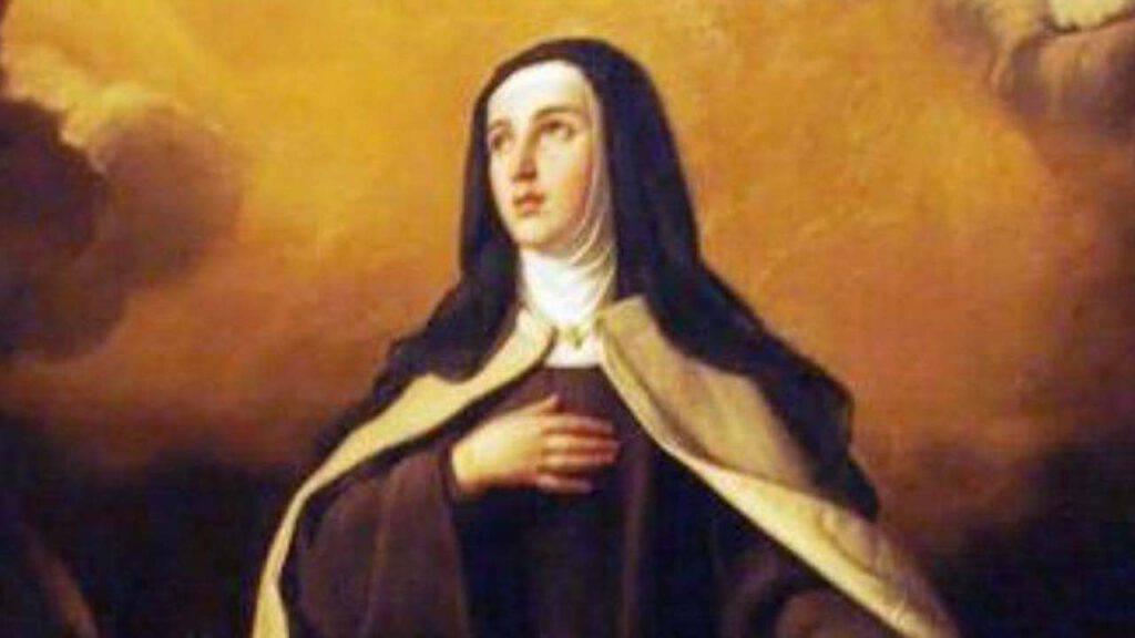 Santa Teresa d'Avila - Trinità