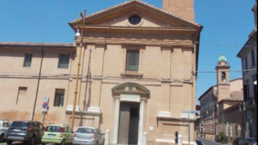 santuario madonna germania forlì