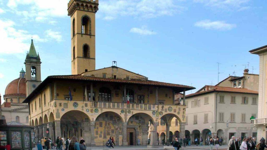 San Giovanni Valdarno basilica madonna delle grazie