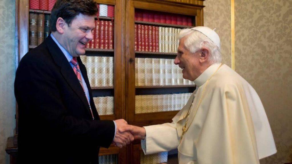 Benedetto XVI peter seewald biografo