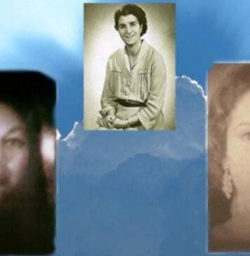 Volto di Maria e Luigina Sinapi