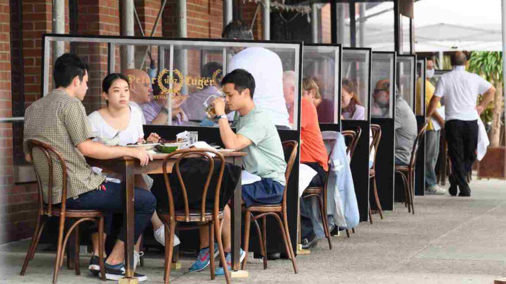Coronavirus ristoranti contagi