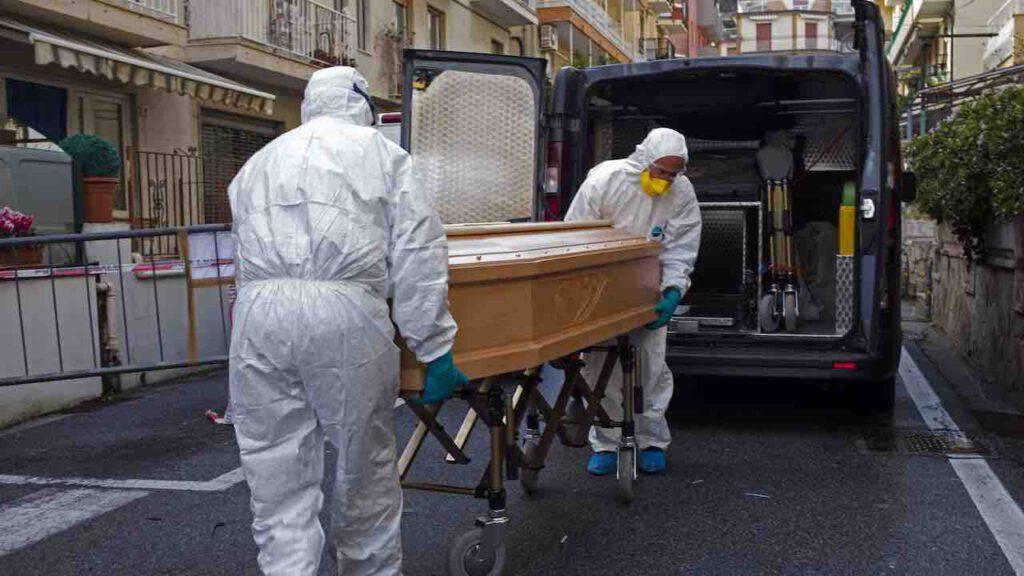 coronavirus numeri morti bollettino