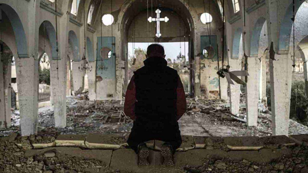 cristiani preghiera persecuzioni medio oriente