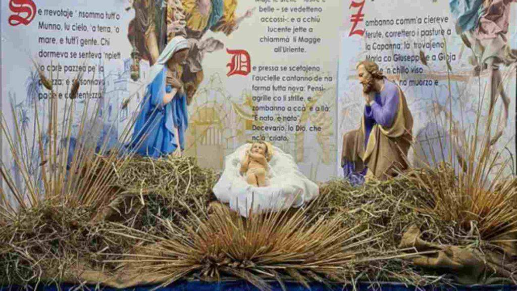 Nascita di Gesù Bambino, santuario di Procida