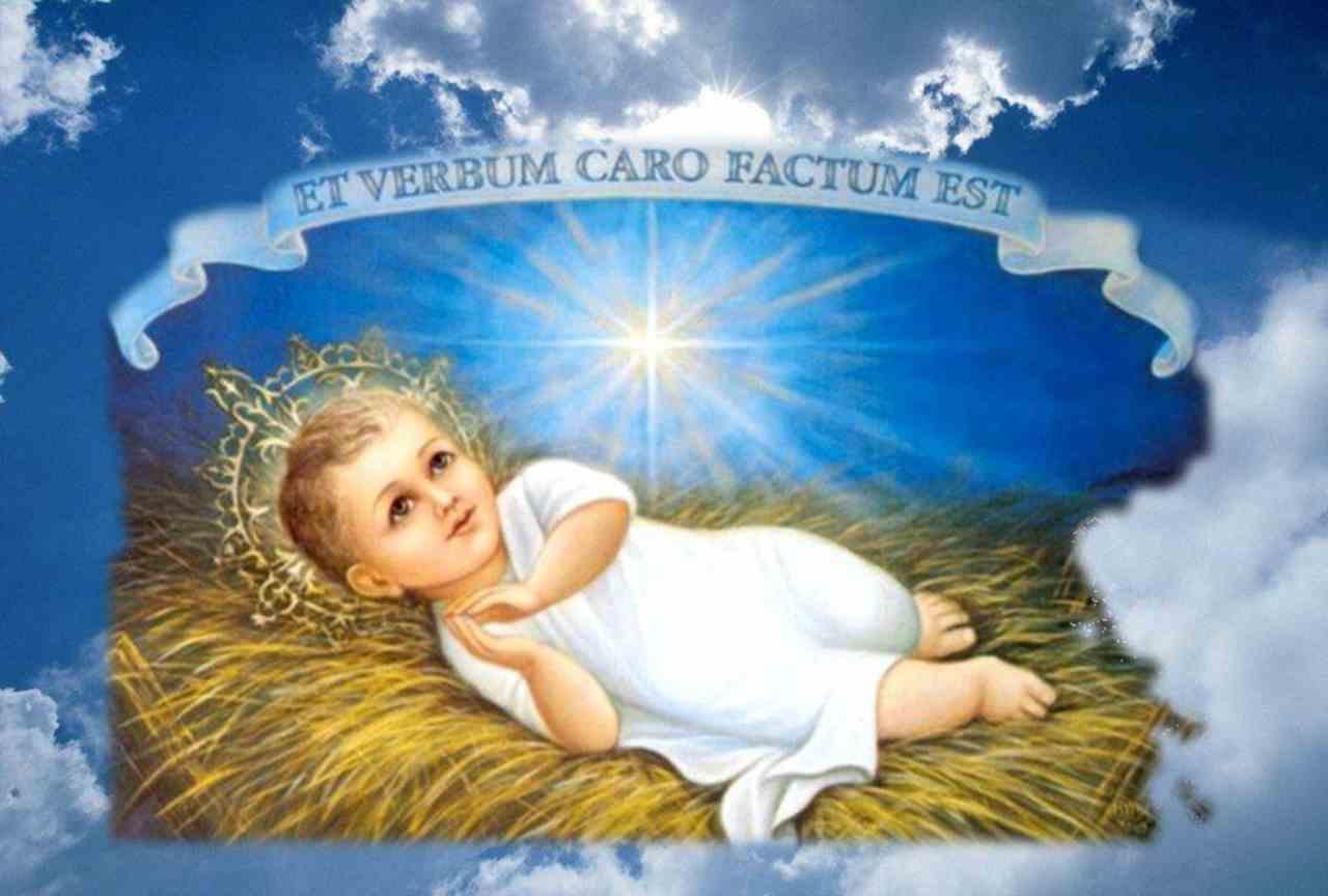 Gesù sceso tra noi cielo