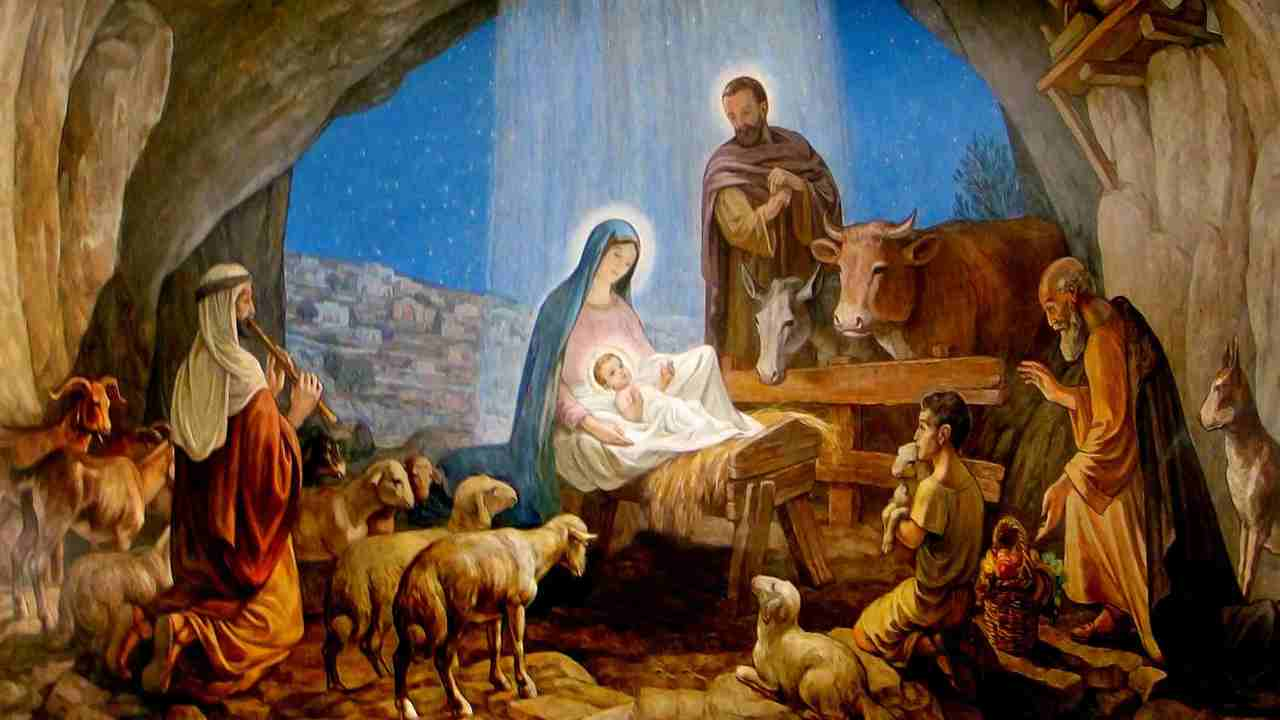 Grotta Notte di Natale