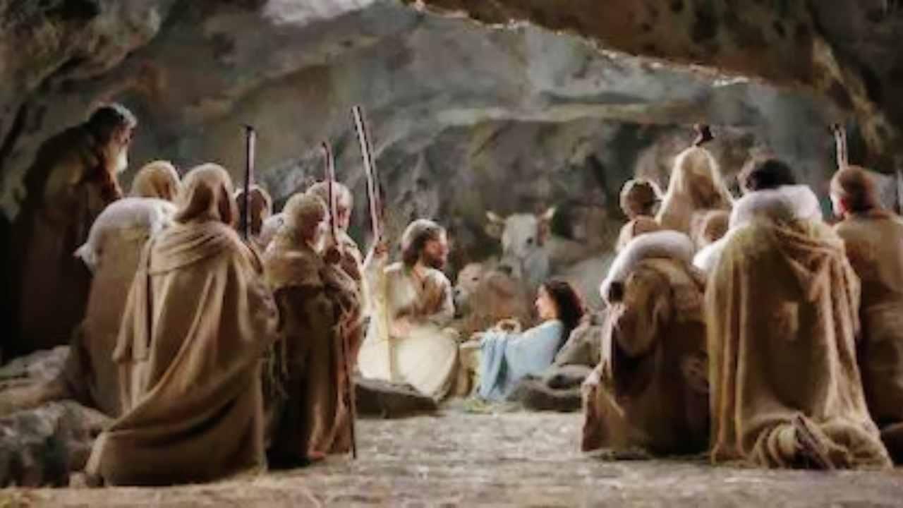Perché Gesù è nato in una grotta