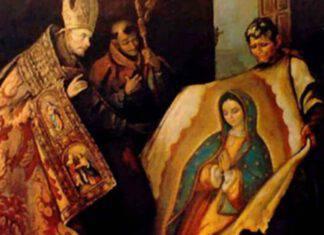 Madonna di Guadalupe, l'immagine miracolosa apparsa sulla tilma