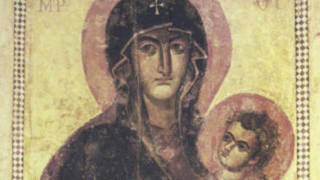 Madonna di Lydda: l'icona achiropita