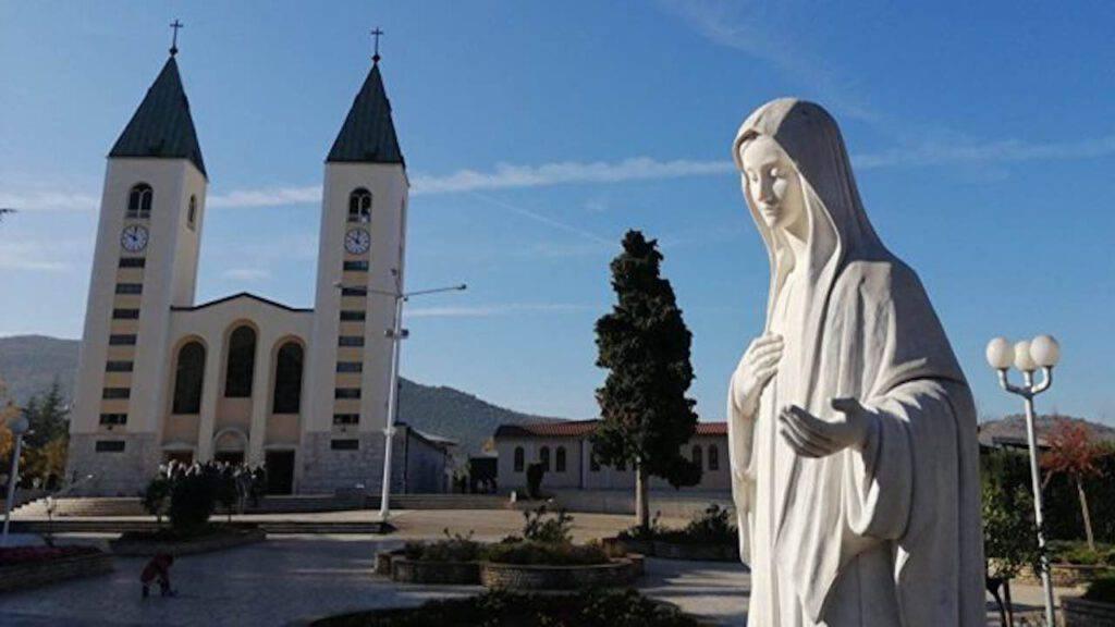 Nuovo vescovo di Mostar, per la prima volta a Medjugorje, un segno di speranza