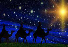 Epifania: i Re Magi seguono la stella