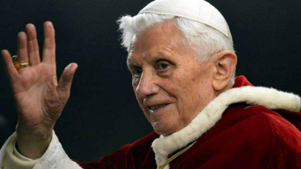 Benedetto XVI teologo carattere sguardo