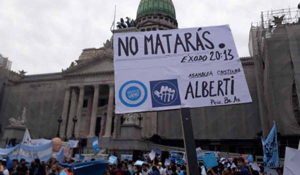 aborto argentina proteste