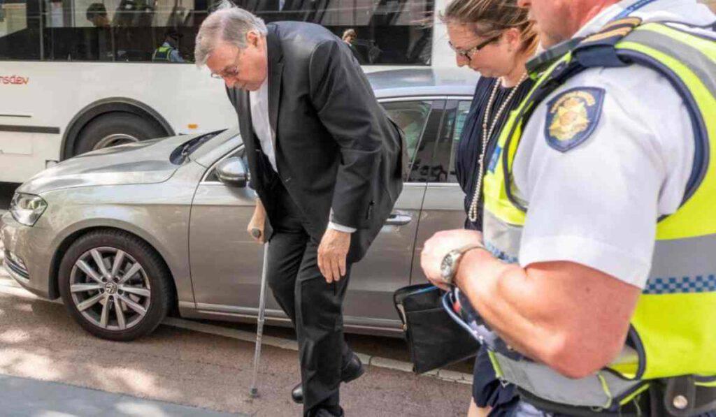 Cardinale Pell: vi racconto l'ingiusta detenzione