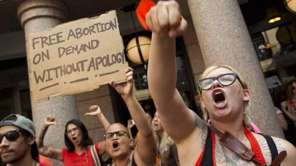aborto satanisti usa demonio